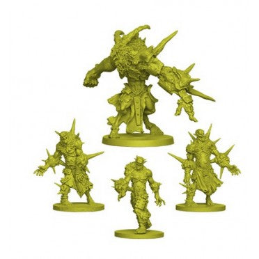 Zombicide: Green Horde - Friends or Foes Extension