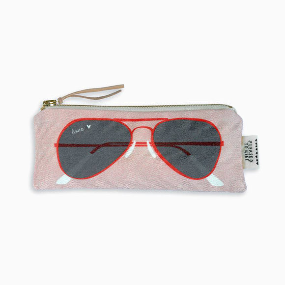 Federtasche - Sunglasses
