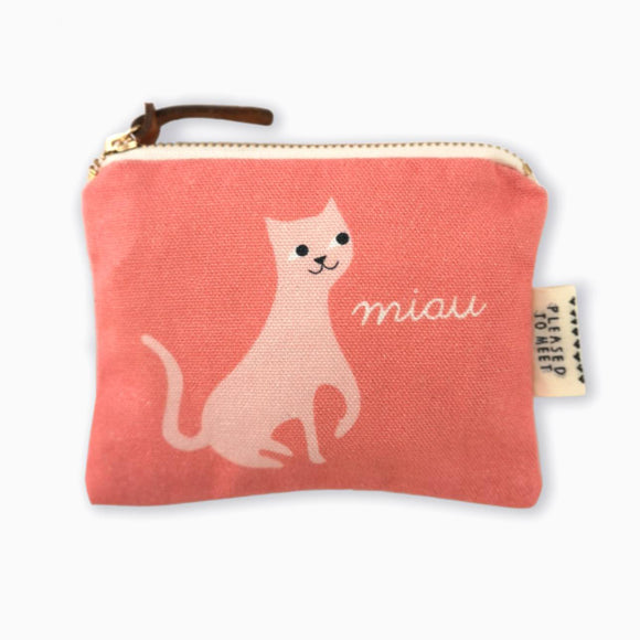 Etui - Cat Purse