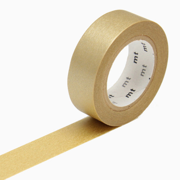 Masking Tape - mt gold