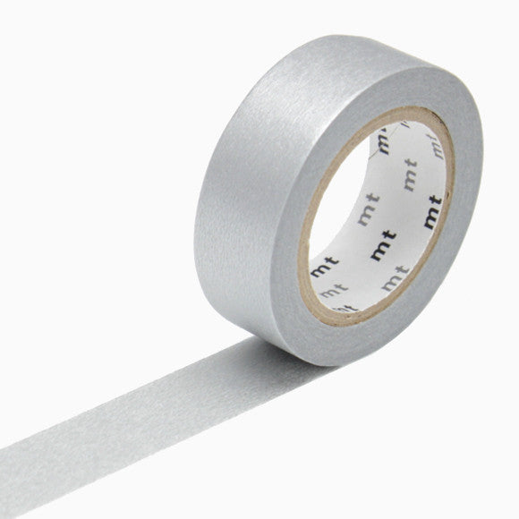 Masking Tape - mt silver