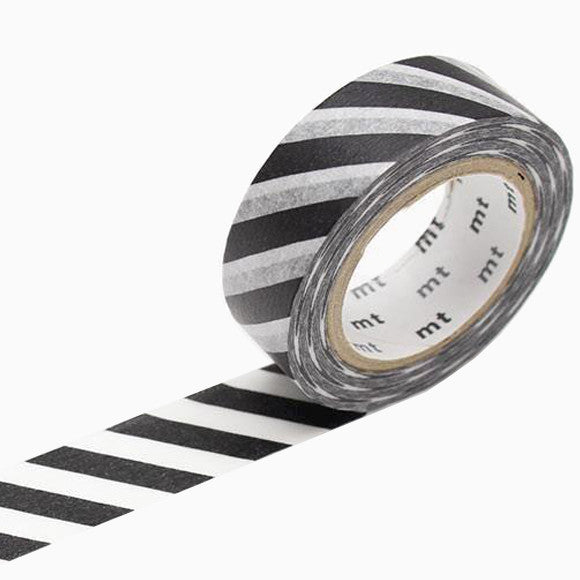 Masking Tape - mt stripe black 2