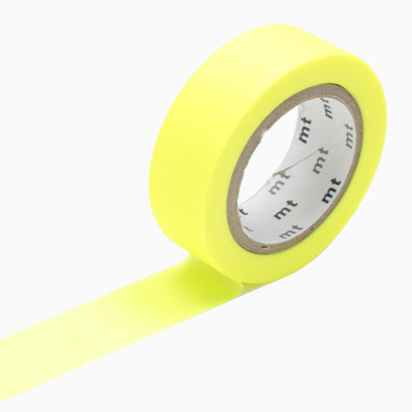 Masking Tape - mt shocking yellow