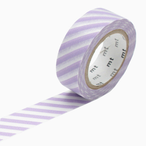 Masking Tape - mt stripe lilac 2
