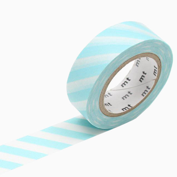 Masking Tape - mt stripe mint blue