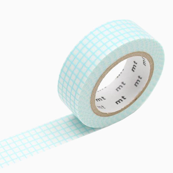 Masking Tape - mt hougan mint blue