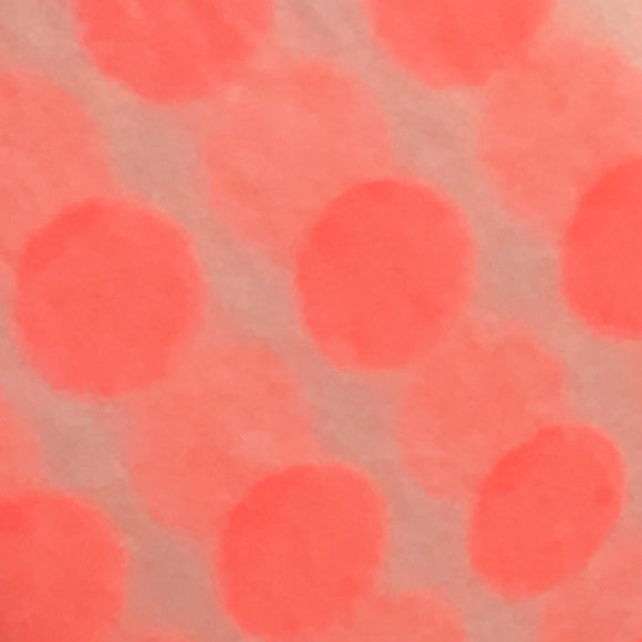 Masking Tape - mt dot shocking red