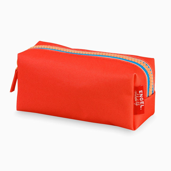 Federtasche - Pencil Case red