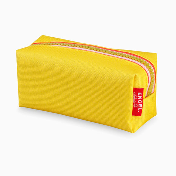 Federtasche - Pencil Case yellow