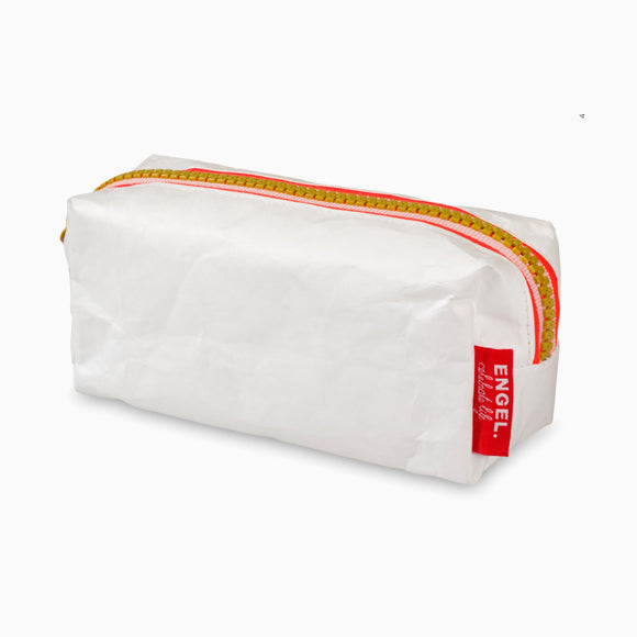 Federtasche - Pencil Case Tyvek white