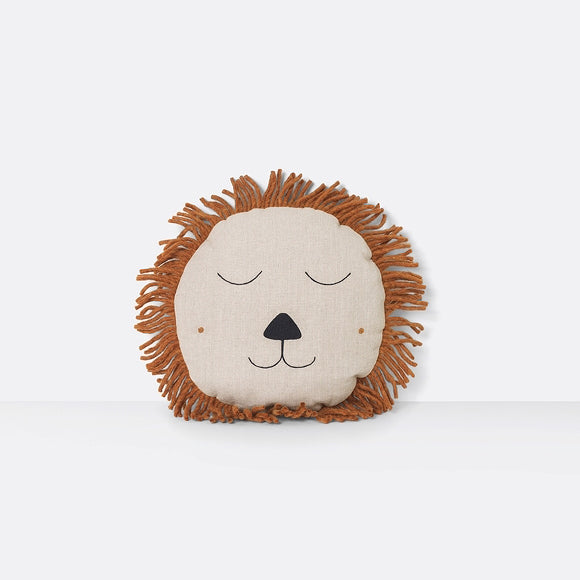 Kissen - Safari Cushion Lion natural