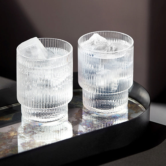 Gläser-Set - Ripple Glass