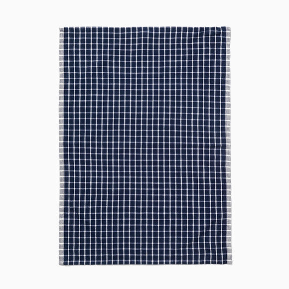 Geschirrtuch - Hale Tea Towel blue/off-white