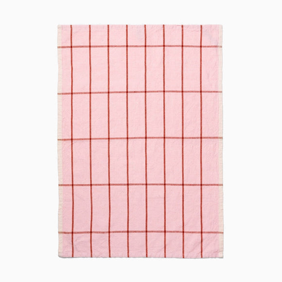 Geschirrtuch - Hale Tea Towel rose/rust