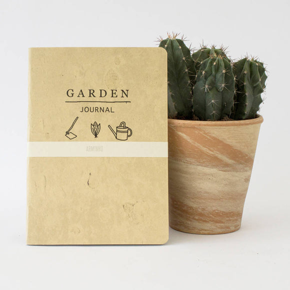 Notizbuch - Garden Journal
