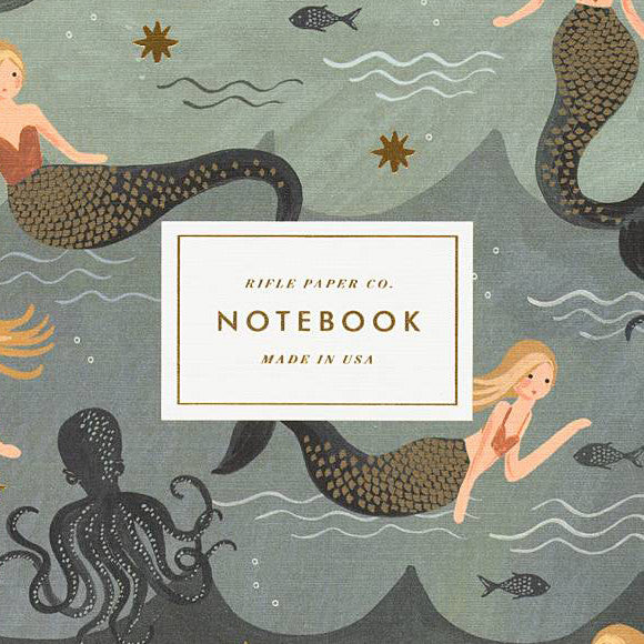 Notizbuch-Set - Mermaid