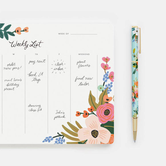Rollerball Stift - Lively Floral