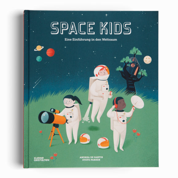 Kinderbuch - Space Kids