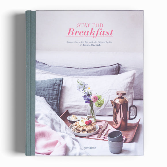 Kochbuch - Stay for Breakfast