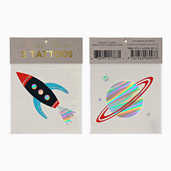 Tattoos - Space