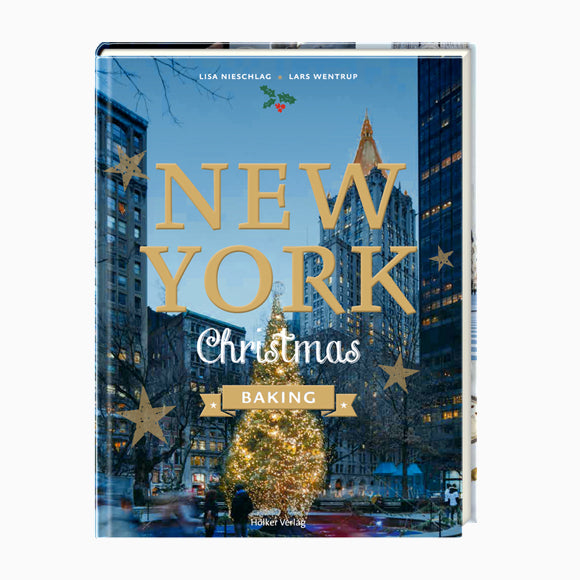 Kochbuch - New York Christmas Baking