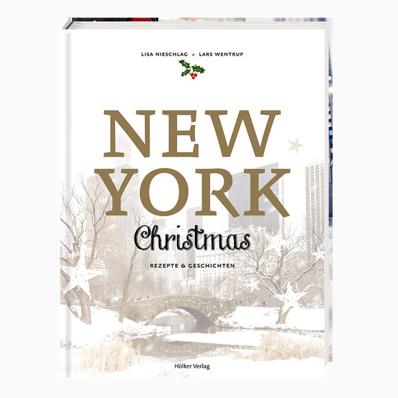 Kochbuch - New York Christmas