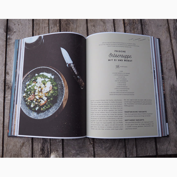 Kochbuch - The Great Outdoors Winter Cooking
