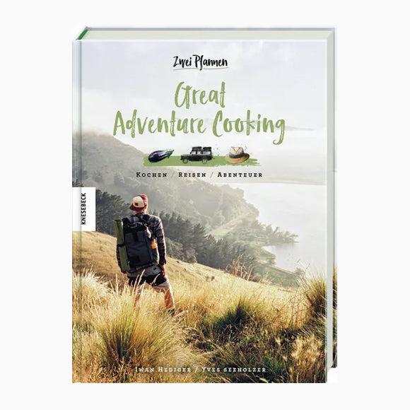 Kochbuch - Great Adventure Cooking
