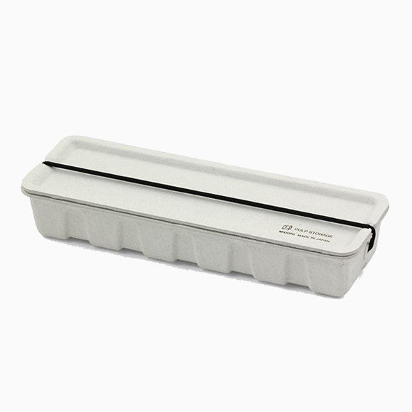 Stiftebox - Pulp Storage Pen Case white