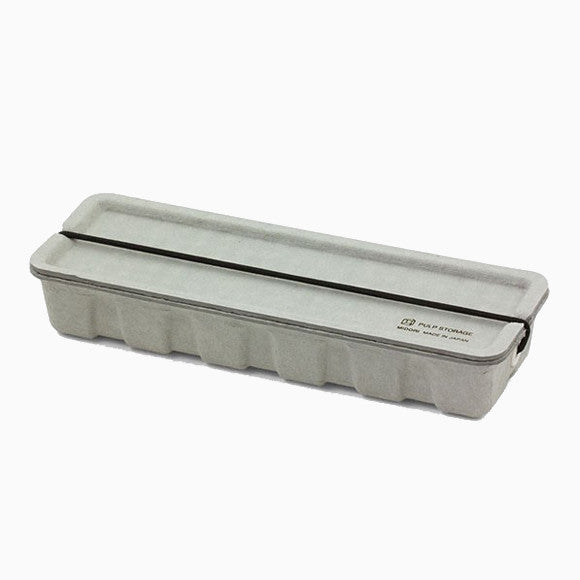 Stiftebox - Pulp Storage Pen Case grey