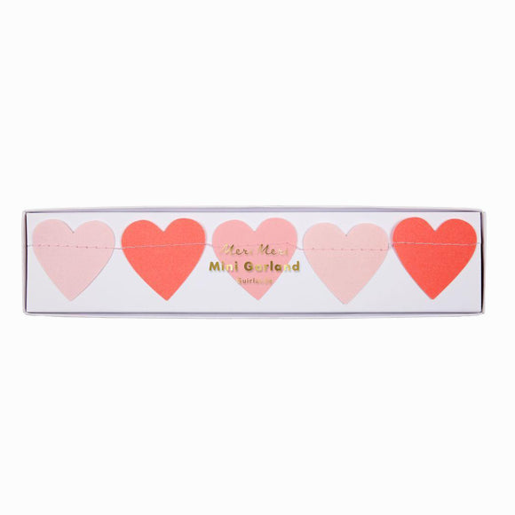 Girlande - Paper Heart Garland