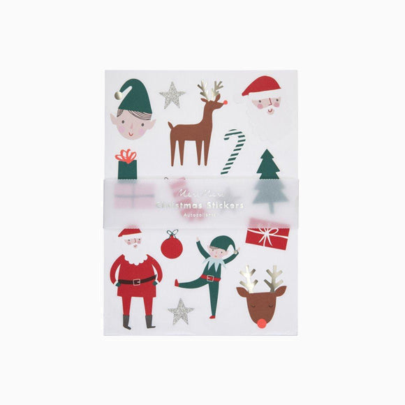 Aufkleber - Christmas Icons Sticker Sheets