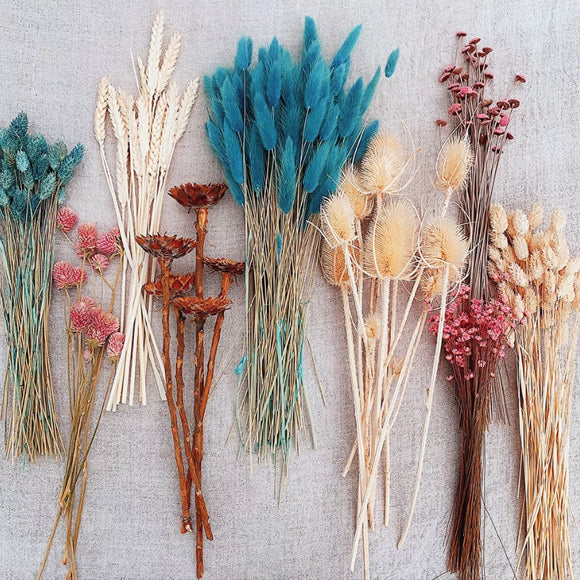 Workshop - Flower Wallhanging Dried Flowers 22. Februar 2020