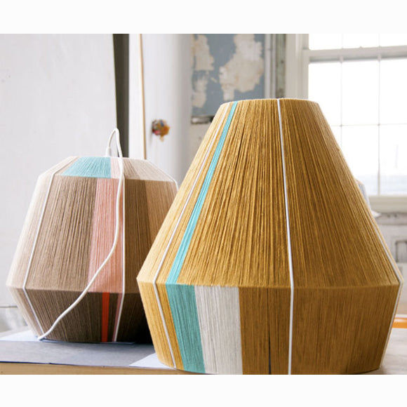 Workshop - Woven Lampshade 18. April 2020