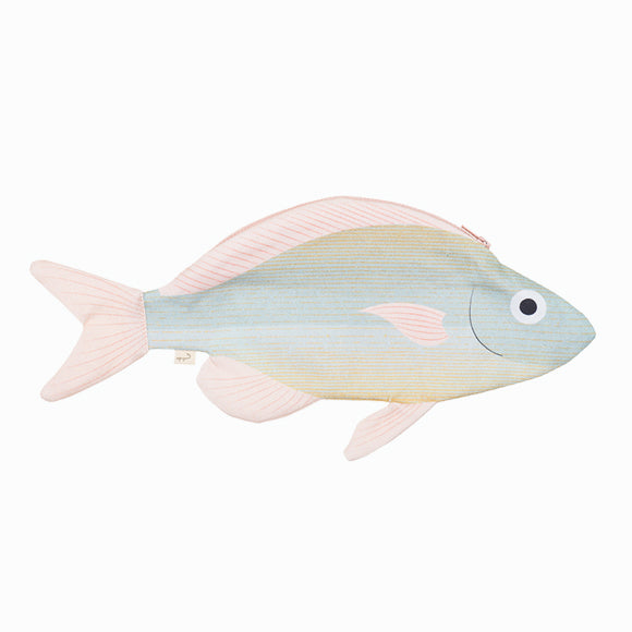 Federtasche - Golden Threadfin Bream
