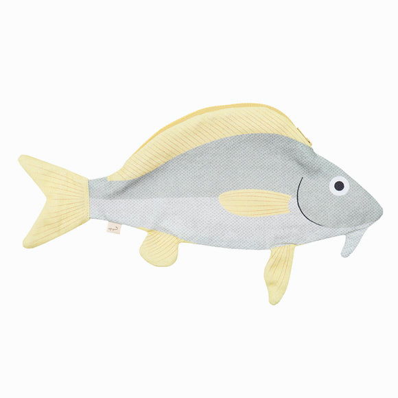 Federtasche - Yellow Catfish