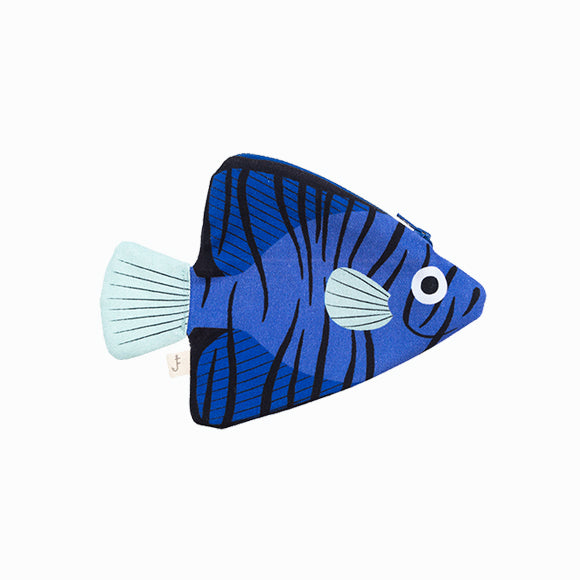 Etui - Blue Batfish