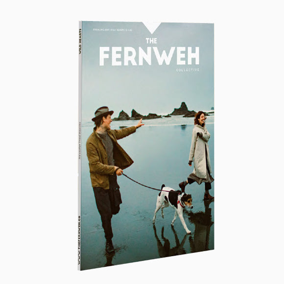 Reisemagazin - The Fernweh Collective Vol. 5 Wild Hearts