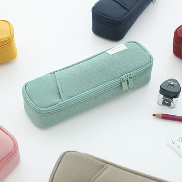 Federtasche - Pencil Pouch dim mint