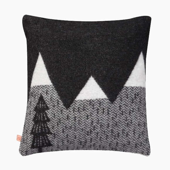 Kissen - Mountain Moon Woven Cushion