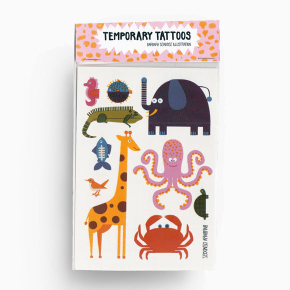 Tattoos - Animals
