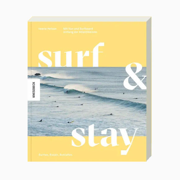 Reisebuch - Surf & Stay