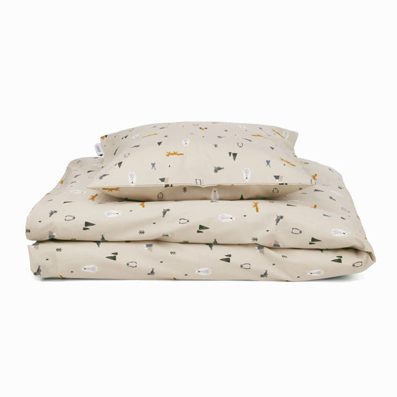 Bettwäsche - Carl Adult Bedding Arctic