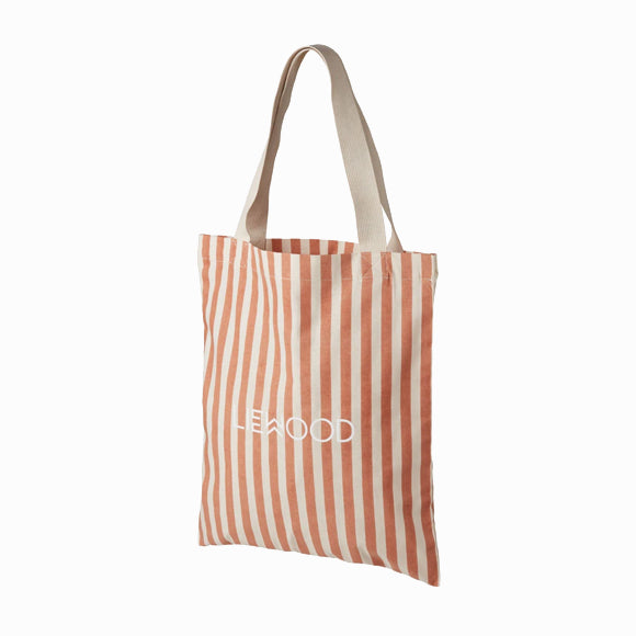 Baumwolltasche - Tote Bag Tuscany rose sandy small