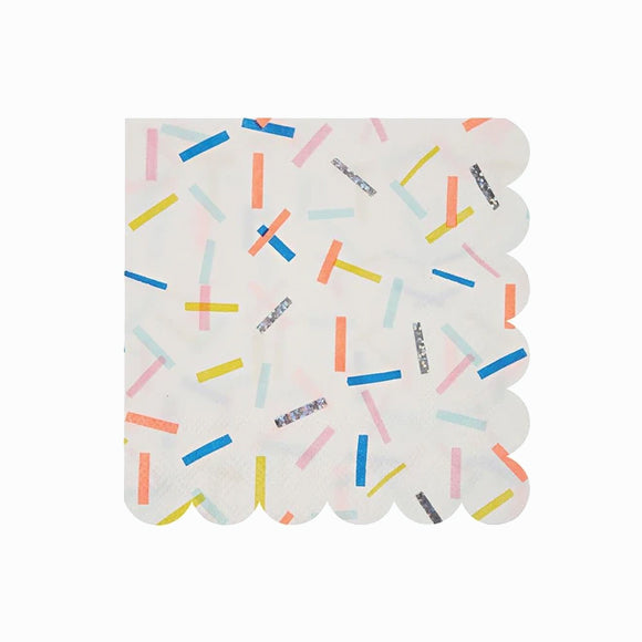 Servietten - Napkins Sprinkles small