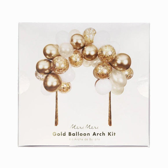 Balloon - Gold Balloon Arch Kit