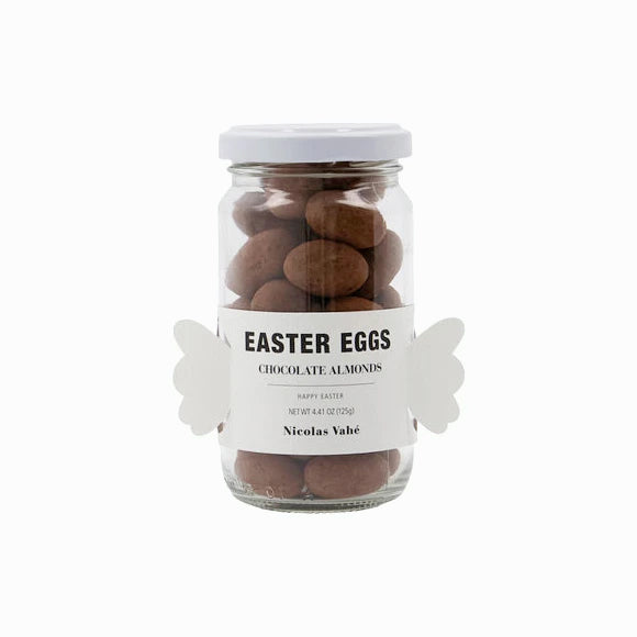 Schokomandeln - Easter Eggs - Chocolate Almonds