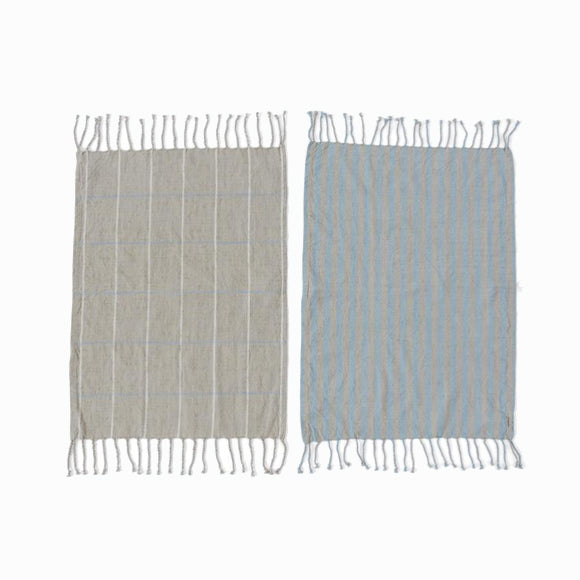 Geschirrtuch-Set - Gobi Tea Towel Tourmaline/Grey