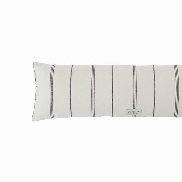 Kissen - Kyoto Cushion Extra Long Offwhite