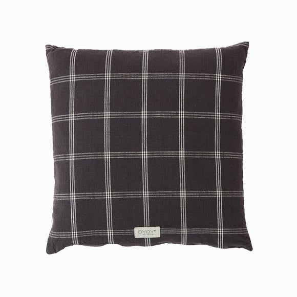 Kissen - Kyoto Cushion Square Anthracite